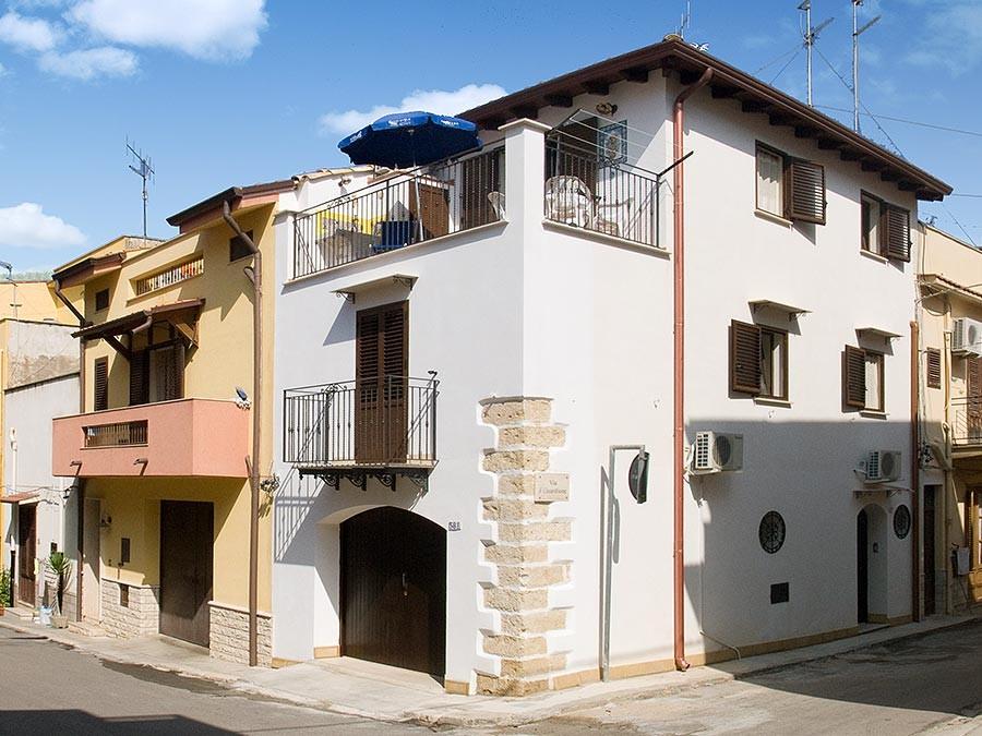Casa il carretto Siciliano