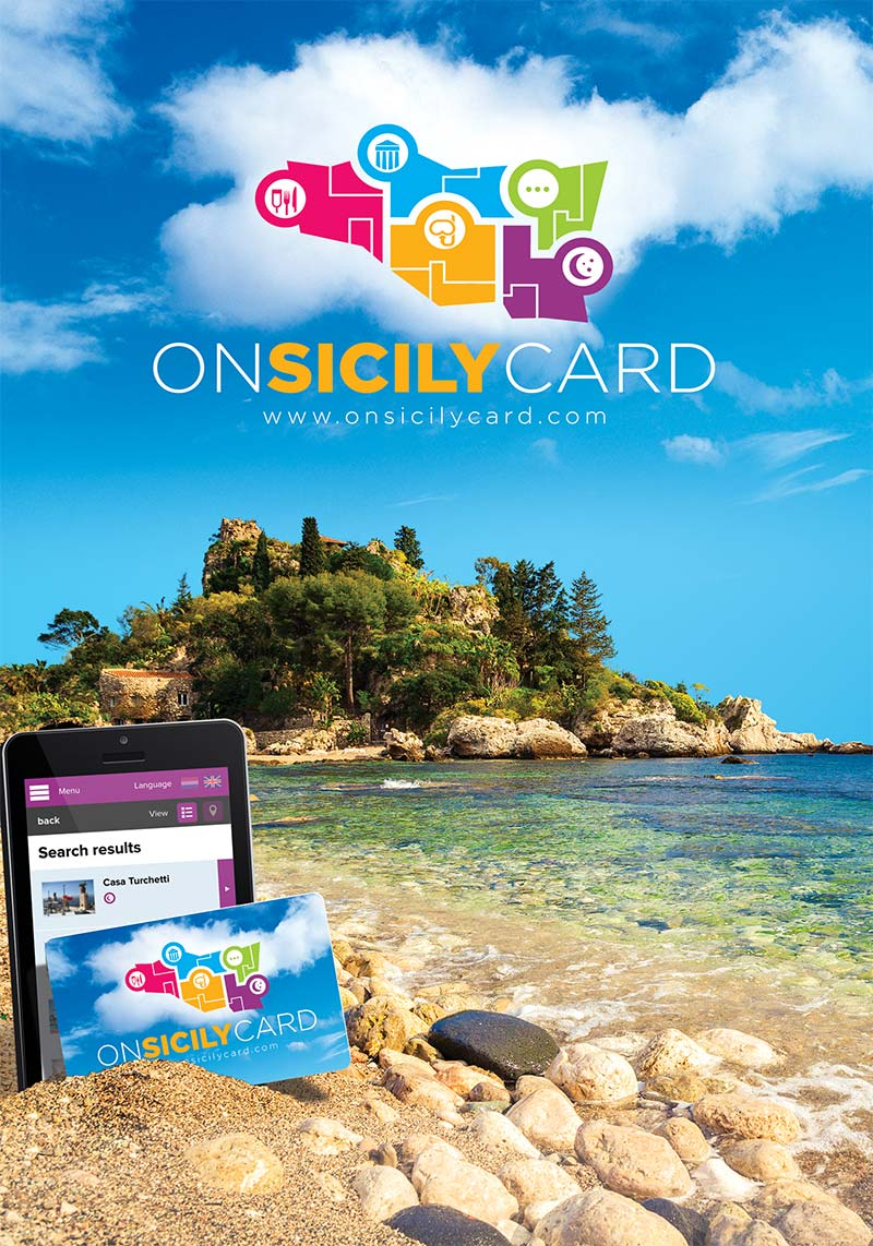 The onsicilycard, digital travel guide