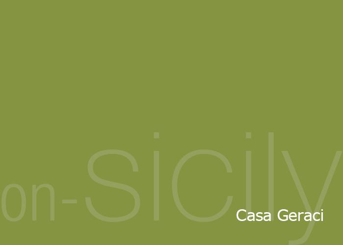 on-Sicily - Casa Geraci in the Sicilian coastal town of Castellammare del Golfo