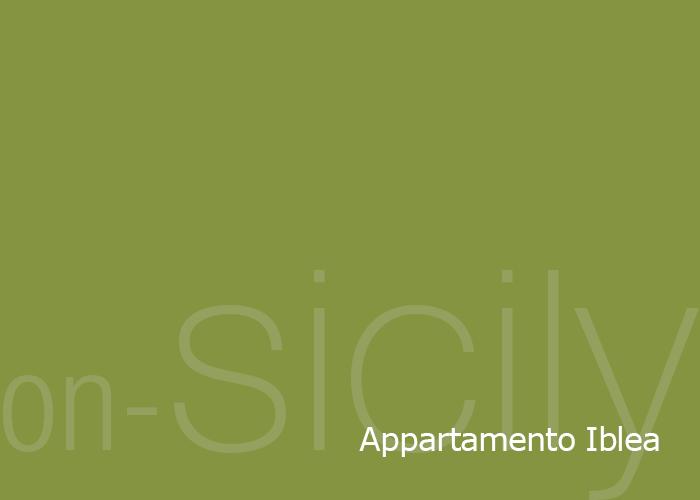 on-Sicily - Appartamento Iblea in the Borgo delle olive