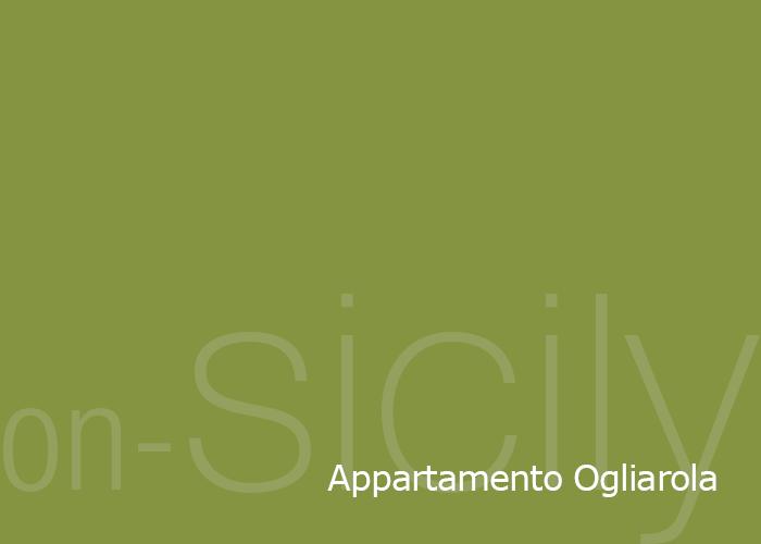 on-Sicily - Appartamento Ogliarola in the Borgo delle olive