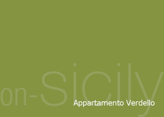 on-Sicily - Appartamento Verdello in the Borgo delle olive