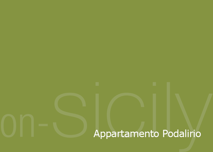 on-Sicily - Appartamento Podalirio in the Sicilian coastal town of Alcamo Marina
