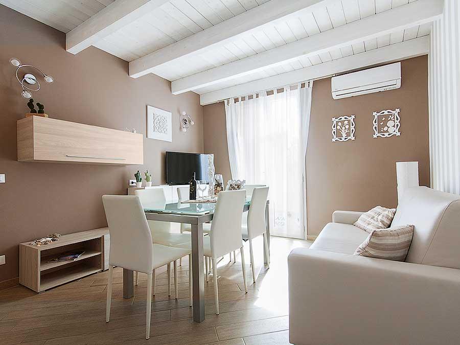 The living room of Appartamento Barcuni