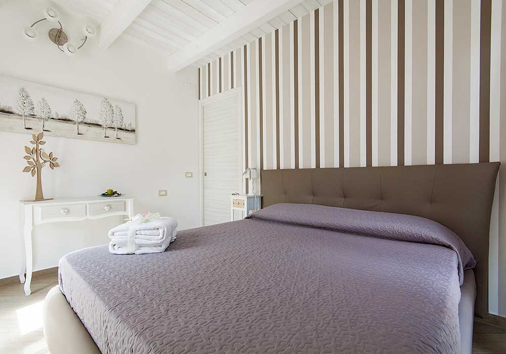 The second bedroom of Appartamento Barcuni